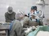 Операцию факоэмульсификации проводит доктор А.И. Самойленко