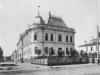 Вид глазной больницы с угла Садовой улицы и Фурманного переулка (1900 г.)