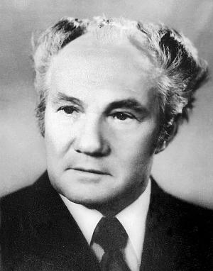 АБРАМОВ Валентин Георгиевич (1928—1993)