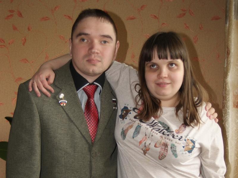 Евгения и Алексей Боровиковы. Любовь с первого взгляда