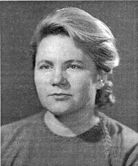 БАБАНИНА Юнона Дмитриевна (1927—2012)