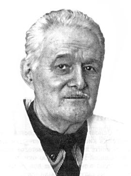 БЕЛОГЛАЗОВ Владимир Георгиевич (1930—2012)