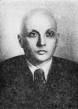 БЕЛОСТОЦКИЙ Евгений Максимович (1909—1961)