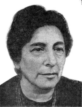 БЕРЕЗИНСКАЯ Дина Исааковна (1899 – дата смерти неизвестна)
