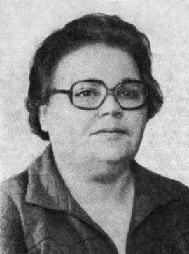 БОЧКАРЕВА Антонина Афанасьевна (1924—1997)