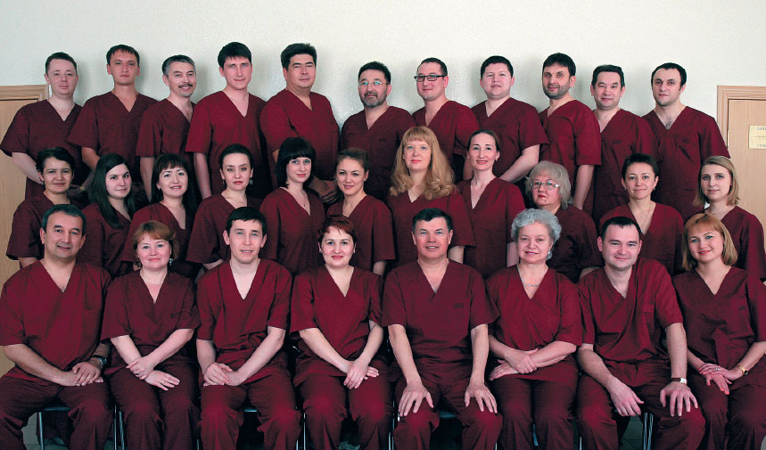 Уфимскому научно-исследовательскому институту глазных болезней — 85 лет