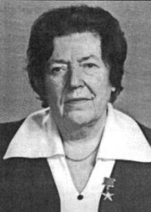 ПУЧКОВСКАЯ Надежда Александровна (1908—2001)