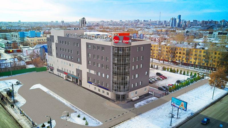 Масштабный, востребованный временем проект состоялся. В Челябинске приняла первых пациентов новая клиника «Оптик-Центр»