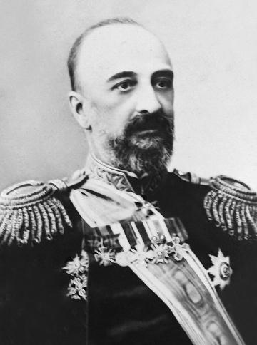 Председатель Отделения Попечительства, губернатор Уфимской губернии Л.Е. Норд