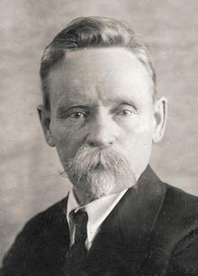 ЧИСТЯКОВ Павел Иванович (1867—1959)