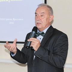 Профессор В.В. Страхов (Ярославль)