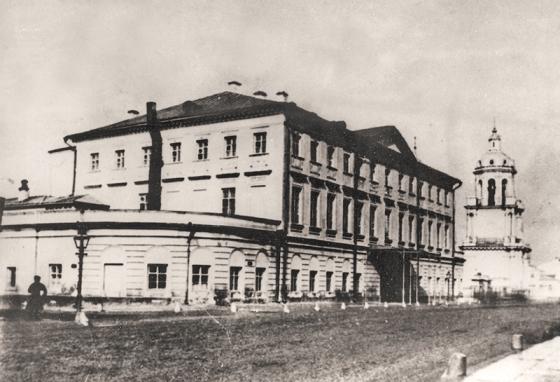К 190-летию со дня основания Московской глазной больницы
