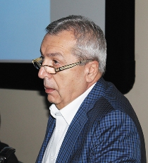 Профессор В.Р. Мамиконян (Москва)