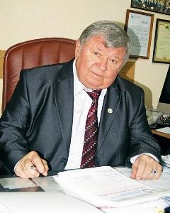 Директор Курского музыкального колледжа-интерната слепых С.Г. Попков