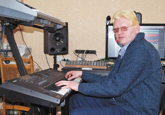 Преподаватель компьютерной аранжировки С.Н. Морозов