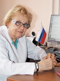 Академик РАН А.Ф. Бровкина: Мой жизненный девиз: «Прорвёмся!»