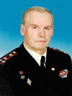 Профессор В.Ф. Даниличев