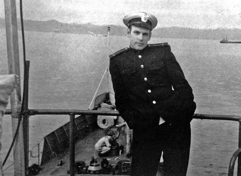 В.Ф. Даниличев — врач Камчатской флотилии