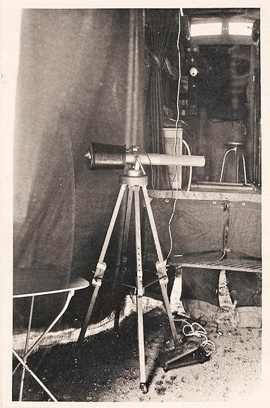 Электромагнит для удаления внутриглазных инородных тел, 1917 г.