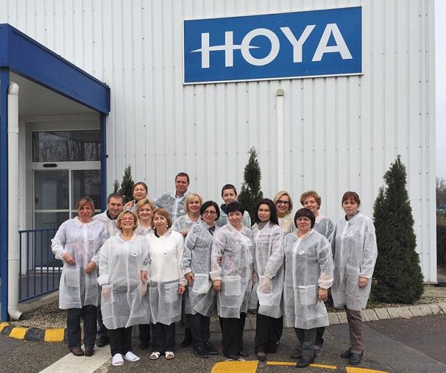 Hoya Faculty продолжает работу в Будапеште