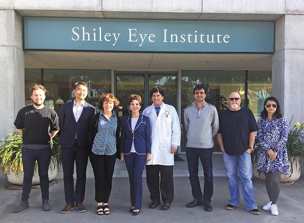 Глаукомная клиника Gamilton Glaucoma Center