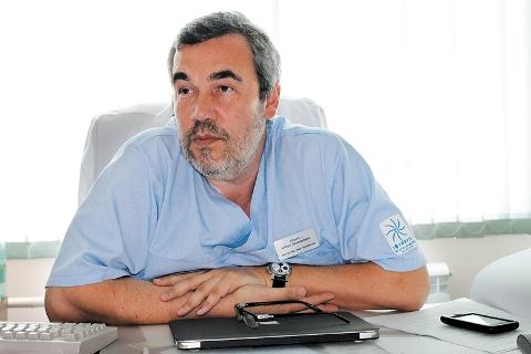 Интервью с заведующим офтальмологическим отделением профессором И.Э.Иошиным