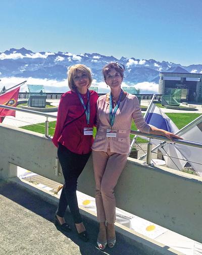 Саммит «Глазной кровоток» в Швейцарии