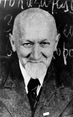 Профессор Захарий Григорьевич Франк-Каменецкий, заведующий кафедрой глазных болезней ИГМИ с 1935-1951 гг. Фото 1949 г.
