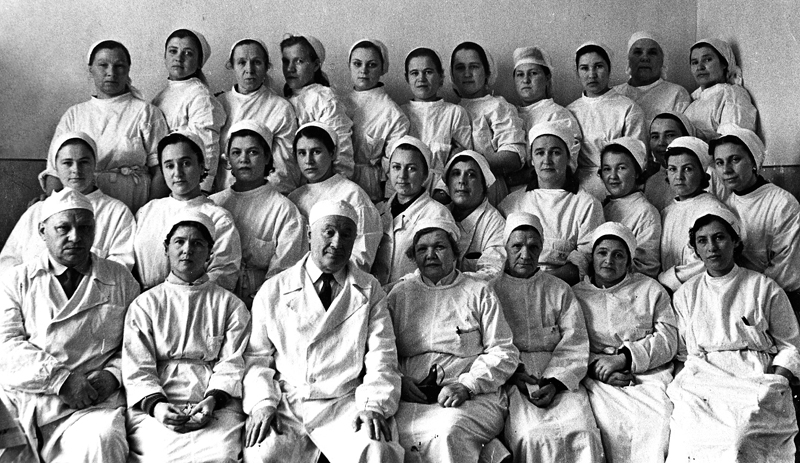 История кафедры глазных болезней Курского Государственного Медицинского Университета