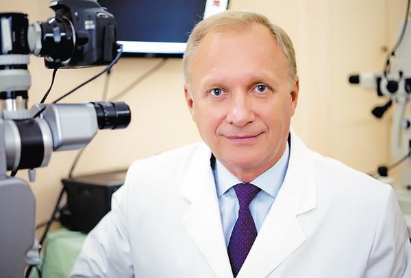 «Офтальмологические кадры и их роль в организации офтальмологической помощи в Российской Федерации»