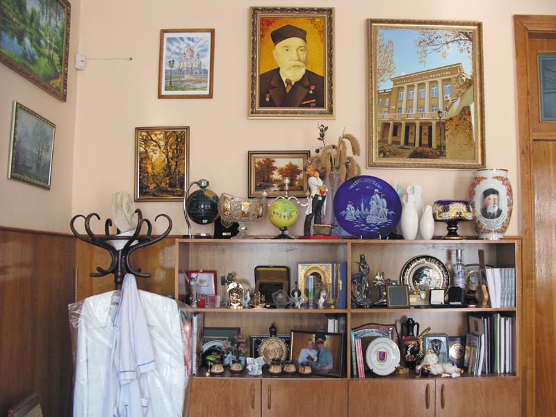 Академик В.П. Филатов — веха в истории офтальмологии или прорыв в медицину будущего?