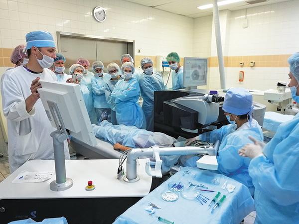 WETLAB для медицинских сестер как новый формат повышения квалификации