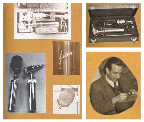 Первые приборы: и на каждом выгравирован знак качества — автограф основателя