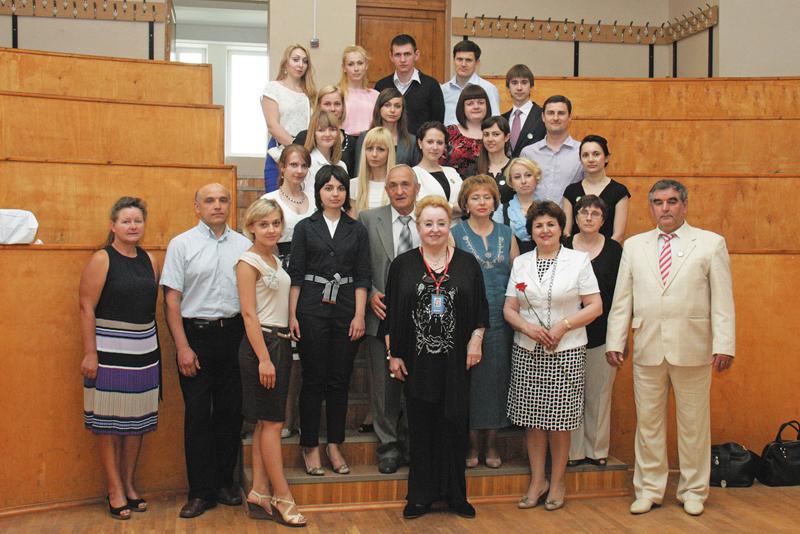 Праздник офтальмологии в Смоленске