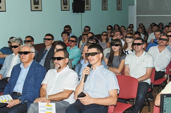 Мастерская «ВИДЕОРЕТИНА 3D»