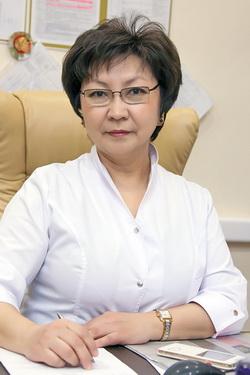 Главный внештатный специалист-офтальмолог Министерства здравоохранения Республики Саха (Якутия), к.м.н. Е.К. Захарова: «При организации офтальмологической помощи необходимо учитывать  региональную специфику»