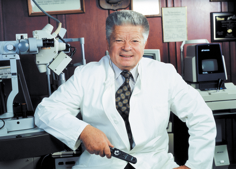 Святослав Федоров – лучший офтальмолог мира