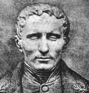 Луи Брайль (Louis Braille) (1809—1852)