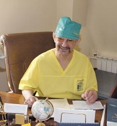 Эрнст Мулдашев: «Аллоплант» помогает, когда возможности обычной хирургии исчерпаны»