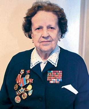 Нонна Сергеевна Ярцева: «Мы были настоящими патриотами»